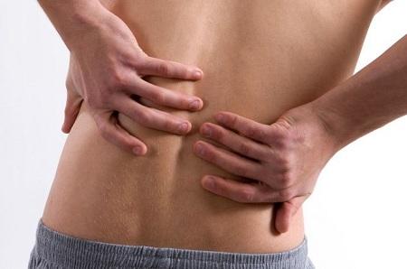 آیا شکستن قولنج کمر درد را تسکین میدهد؟