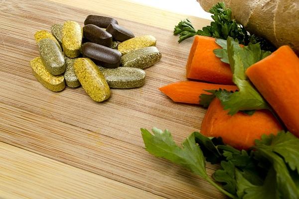 مقایسه غذاها در برابر مکملهای غذایی